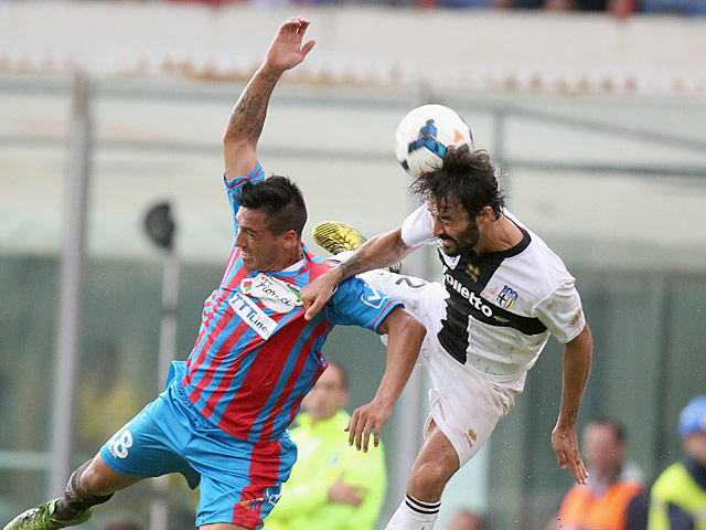Result Catania Parma Play Out Stalemate Sports Mole