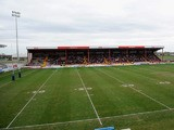 General view of Craven Park Stadium on April 28, 2013