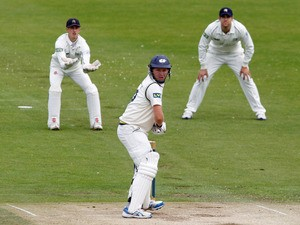 Gary Ballance in action during day four of the LV County Championship division One match between Yorkshire and Middlesex at Headingley on September 20, 2013