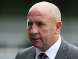 Rochdale Manager John Coleman looks on during the npower League Two match between Rochdale and Northampton Town at Spotland Stadium on August 18, 2012