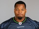Michael Bennett of the Seattle Seahawks poses for his 2009 NFL headshot at photo day in Seattle on April 1, 2009