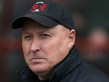 Leyton Orient manager Russell Slade during the Sky Bet League One match between Leyton Orient and MK Dons at The Matchroom Stadium on October 12, 2013