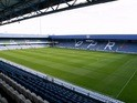 A general shot of Queens Park Rangers' home ground Loftus Road on April 4, 2011