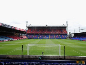 A general view of the stadium ahead of the Barclays Premier League match between Crystal Palace and Tottenham Hotspur at Selhurst Park on Augsut 18, 2013