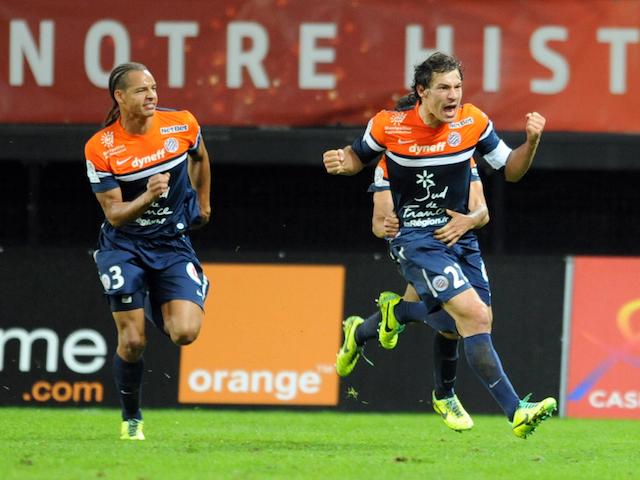 Remey Vercoutre Pictures Montpellier HSC v Olympique Lyonnais -