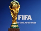 A generic shot of the FIFA World Cup taken on October 20, 2011 in Zurich, Switzerland