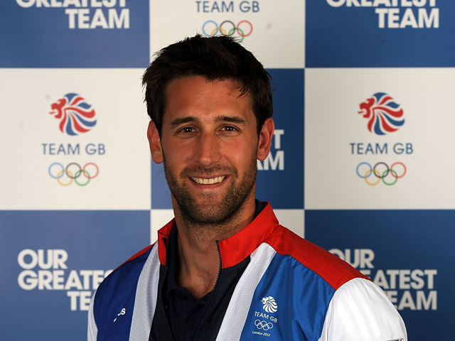 Tom James poses for a portrait during the Announcement Of The Rowing Athletes Named in Team GB for the London 2012 Olympic Games at the Harte and Garter Hotel on June 6, 2012