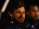 Tottenham manager Andre Villas-Boas looks on against Fulham during their Premier League match on December 4, 2013