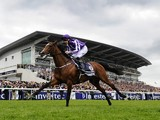 Joseph O'Brien rides St Nicholas Abbey to victory in the Coronation Cup on Derby day at the Epsom Derby Festival, in Surrey, southern England, on June 1, 2013