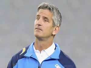 Frank Reich For San Diego Chargers Promotion Sports Mole