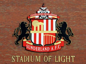 General views of the Stadium of Light on December 6, 2011