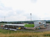 A general view of Sixfields stadium during the Sky Bet League One match between Coventry City and Preston North End at Sixfields on August 25, 2013