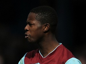 Marvin Bartley of Burnley during the npower Championship match against Blackburn Rovers on March 17, 2013
