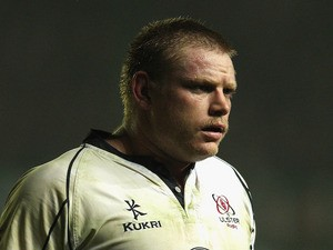 Tom Court of Ulster looks on during the Heineken Cup match between Leicester Tigers and Ulster at Welford Road on November 19, 2011