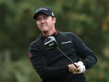 Jimmy Walker in action during the final round of the AT&T Pebble Beach National Pro-Am on February 9, 2014