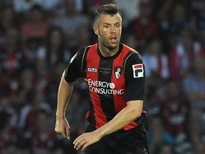 Bournemouth's Elliott Ward in action against Real Madrid during a friendly match on July 21, 2013