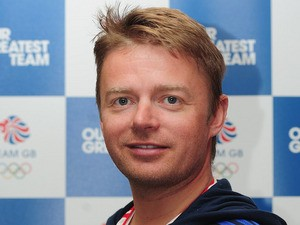 Pat Sharples of Team GB poses for a portrait during the Team GB kitting out event ahead of the London 2012 Olympic Games at Loughborough University on July 3, 2012