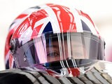 Paula Walker takes a practice run during a training session in the two-woman bobsleigh on February 15, 2014