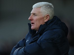 York City manager Nigel Worthington looks on during his team's League Two match against Northampton on January 11, 2014