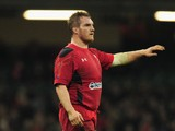 Wales prop Gethin Jenkins in action during his 100th cap during the International Match between Wales and Argentina at the Millennium Stadium on November 16, 2013