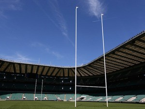 A general view of Twickenham Stadium on May 2, 2013