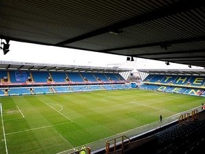 A general view of the New Den, home of Millwall FC on March 17, 2012