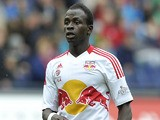 Sadio Mane of FC Salzburg in action during the Austrian Bundesliga match between FC Salzburg and FK Austria Wien held on May 26, 2013
