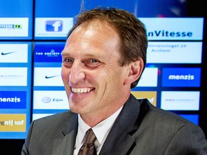 CEO of Vitesse Joost de Wit pictured on on June 20, 2013