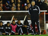 Gary Brazil of Nottingham Forest looks on during the Sky bet Championship match between Nottingham Forest and Charlton Athletic at City Ground on March 25, 2014