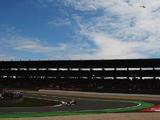 General view during the German Formula One Grand Prix at Nurburgring on July 12, 2009