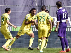 Nantes 1 - 1 Lille