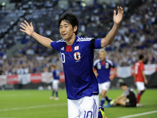 Cool Fifa World Cup Countdown Top 10 Japanese Footballers Of All Time Hairstyle Inspiration Daily Dogsangcom
