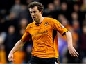 Kevin McDonald of Wolves in action during the Sky Bet League One game between Wolverhampton Wanderers and Brentford at Molineux on November 23, 2013