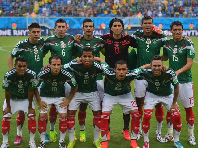Mexico Soccer Team Salt Lake City