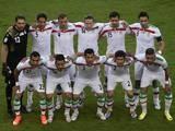 Iran team to play Nigeria on June 16, 2014.