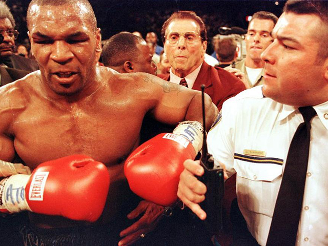 Mike Tyson Photos