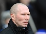 Blackburn Rovers manager Michael Appleton looks on during the npower Championship match between Blackburn Rovers and Burnley at Ewood park on March 17, 2013