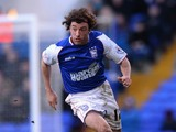 Stephen Hunt of Ipswich Town during the Sky Bet Championship match between Ipswich Town and Blackpool at Portman Road on February 15, 2014