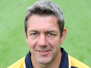 Leeds Carnegie Portrait Session. Daryl Powell (Head Coach) of Leeds during a photo call at the Headingley Carnegie Stadium on August 20,2007