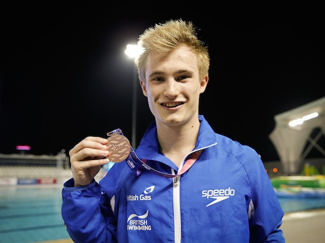 Result: Britain's Jack Laugher rallies to bronze at diving ...