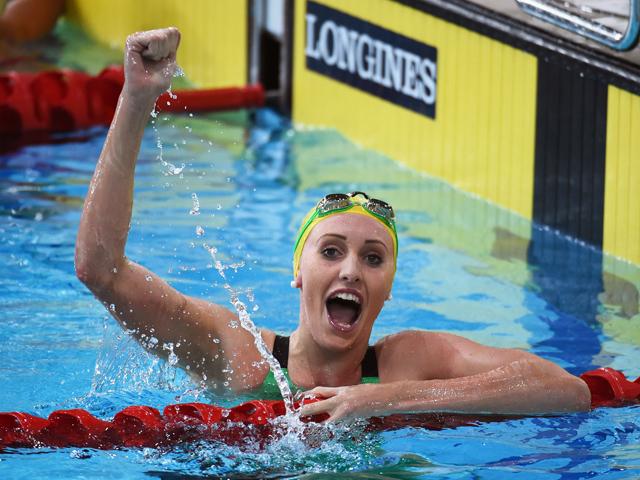 Result Australia 39 S Taylor Mckeown Claims Gold In 200m Breaststroke Sports Mole