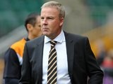 Wolves boss Kenny Jackett on August 10, 2014