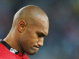 Nemani Nadolo of the Crusaders looks dejected after the Super Rugby Grand Final match between the Waratahs and the Crusaders at ANZ Stadium on August 2, 2014