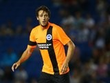 Brighton & Hove Albion's Will Buckley during a friendly on July 31, 2014