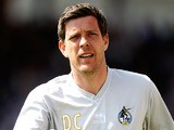 Bristol manager Darrell Clarke looks on prior to the Sky Bet League Two match between Bristol Rovers and Mansfield Town at Memorial Stadium on May 3, 2014