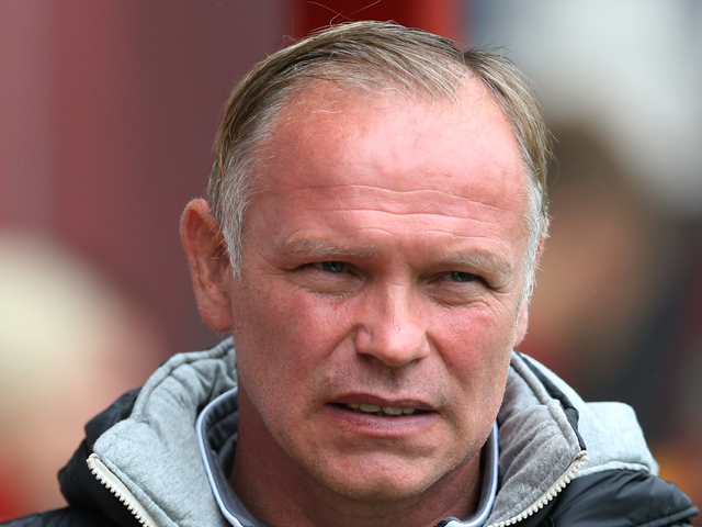 John Hughes manager of Inverness during the Scottish Premiership League Match between Motherwell and Inverness Caledonian Thistle at Fir Park on August 16, 2014
