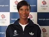 Denise Lewis pictured in 2011