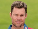 Geraint Jones poses for a portrait during the Kent County Cricket Club photocall at St Lawrence Ground on April 2, 2014