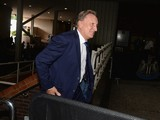 Crystal Palace Manager Neil Warnock arrives prior the Barclays Premier League match between Newcastle United and Crystal Palace at St James' Park on August 30, 2014