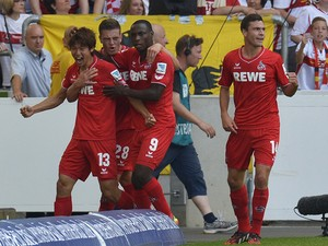 Hamburger SV 0 - 2 FC Koln